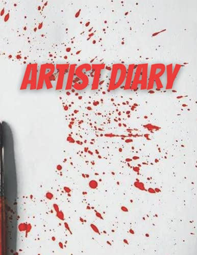 Artist Diary Artist Assignments to Spark Creatio Anniversary Edition Artists Work: Size :8.5×11 Page :122 Cover artist diary Artist Assignments to Spark Creatio Anniversary Edition Artists Work