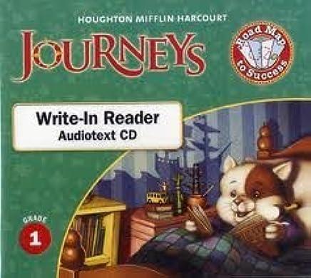 Journeys: Student Book Audiotext CD Grade 1 by HOUGHTON MIFFLIN HARCOURT (2010-08-10)