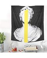 壊れた腕の像タペストリーの壁のアートの壁掛けレトロなタペストリーwallタペストリーのためのカップルの寝室の装飾 (Color : A, Size : 200*150cm)
