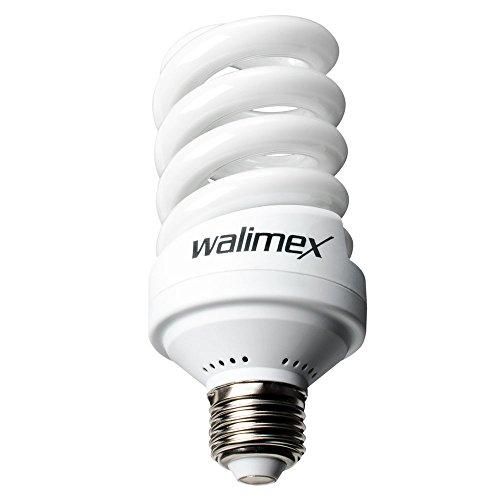 Walimex Spiral-Tageslichtlampe (30 W, entspricht 150 W) für Studio- und Produktfotografie