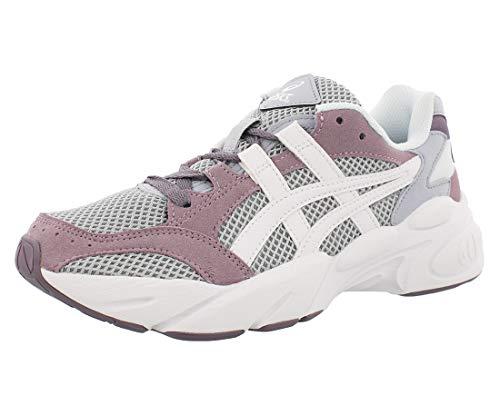 ASICS Tiger Women's Gel-BND Running Shoes, 7.5M, Piedmont Grey/Violet Blush
