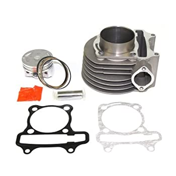 Chanoc 61mm 180cc Big Bore Kit for GY6 150cc ATV Scooter 157QMJ Engine
