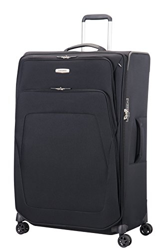 SAMSONITE Spark SNG - Spinner XL espandibile (82cm-173L) Bagaglio a mano, Nero (Black)