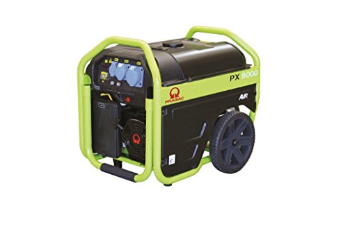 Pramac Stromerzeuger PX 8000 Serie PX Benzin 230V Stromerzeuger 8018539071790
