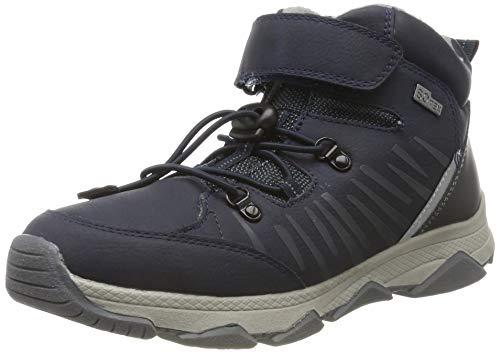 s.Oliver Herren 5-5-45101-23 Hohe Sneaker, Blau (Navy 805), 38 EU