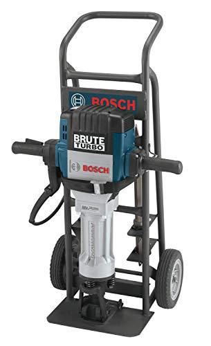 BOSCH BH2770VCD 120-Volt 1-1/8 Hex Breaker Hammer Brute Turbo Deluxe Kit , Blue