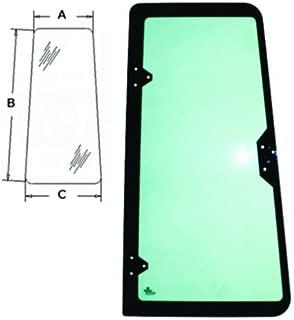All States Ag Parts Cab Glass - Door Rear RH Case 570MXT 580SK 580K 580 Super L 570LXT 590 580L R54106