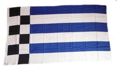 Flagge Fahne Norderney 60 x 90 cm FLAGGENMAE®