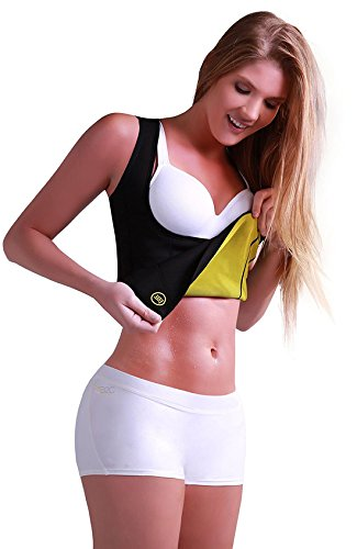 Hot Shapers - Camiseta reductora de tirantes