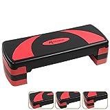 Active Forever Step para Fitness, 3 Alturas Ajustables, Adecuado...