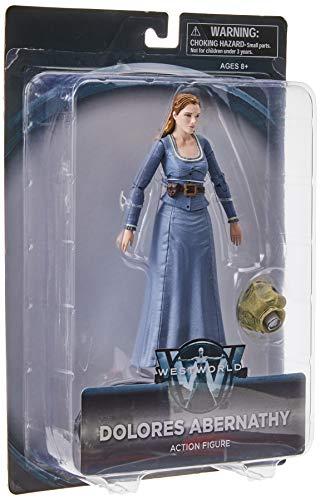 Diamond Select Toys LLC JAN199376 Westworld Select Serie 1 Dolores Actionfigur, Verschiedene