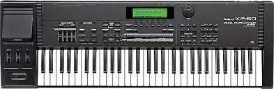 Roland XP-60 teclado Vintage Syntheiszer