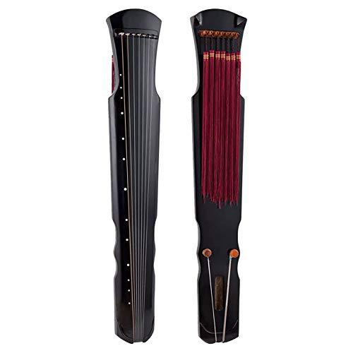 Fuxi Guqin Übungsinstrument für Erwachsene, handgefertigt