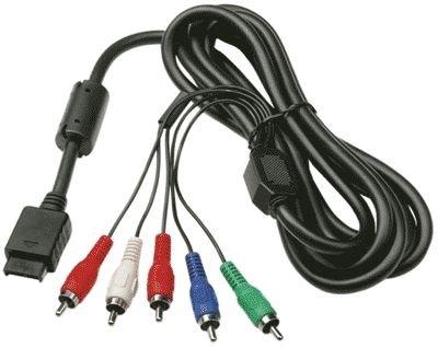 Component Beamer Kabel für PS2 PS3