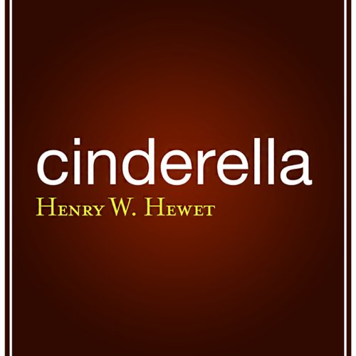 Cinderella audiobook cover art
