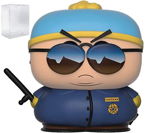 Funko Pop! Animation: South Park - Cartman Cop Vinyl Figure (Includes Pop Box Protector Case)