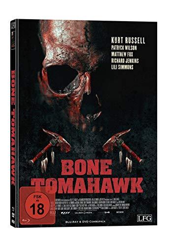 Bone Tomahawk - Mediabook - Cover B - Limited Edition auf 300 Stück  (+ DVD) [Blu-ray]
