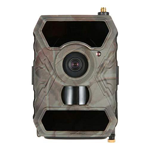 YeBetter S880G - Cámara digital de caza (12 Mp, HD, 1080P, 940 Nm, cámara de juegos de sendero, red 3G, SMS/MS, visión nocturna, 56 unidades, Ir LED