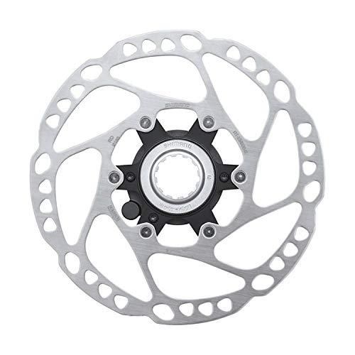 CYCLING_EQUIPMENT Disco 160mm Center Lock INT. RT-EM600, Adultos Unisex, Gris (Gris), Talla Única