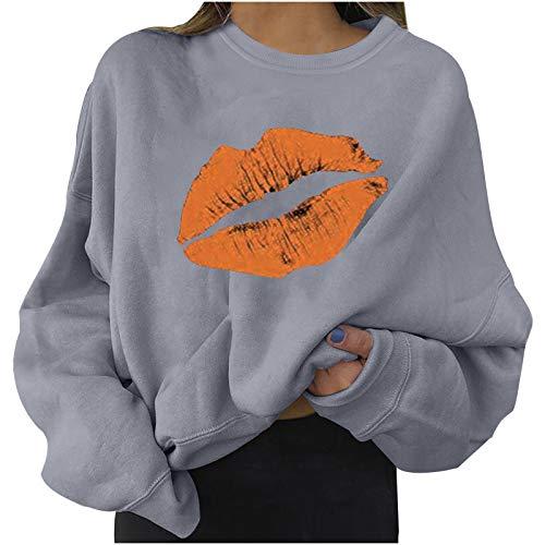 RODMA Frauen Jugend Freizeit Fitness Sport kurzärmelige T-Shirt Damen O-Ausschnitt...