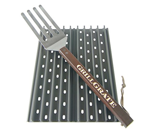 """16.25"""" Grill Grate Sear Stations for Pellet Grills (SS16.25)"""