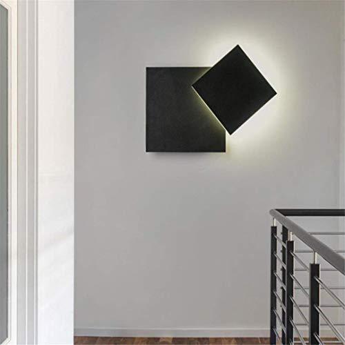 Led plafond verlichting plafond lamp Scandinavische stijl creatieve vreemde muur lamp Led woonkamer TV-trappen Aisle lichten verstelbare eenvoudige slaapkamer nachtkastje muur lamp voor slaapkamer keuken hal kantoor trap