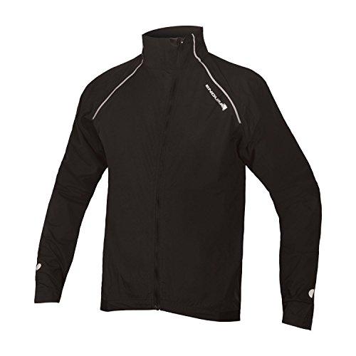 Endura Herren Fahrradjacke schwarz L