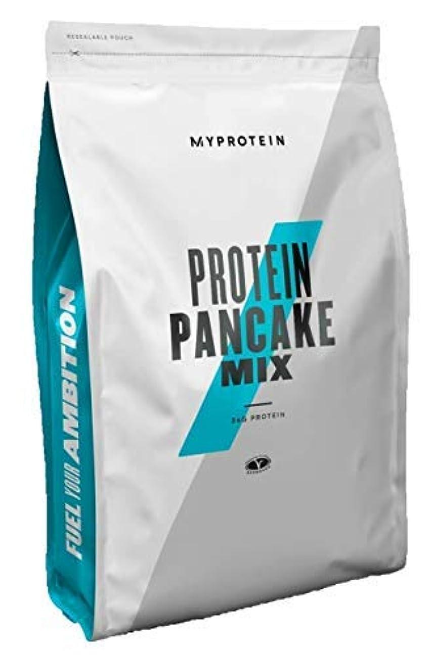 変更軽量創始者MYPROTEIN プロテイン パンケーキ ミックス チョコレート 1kg