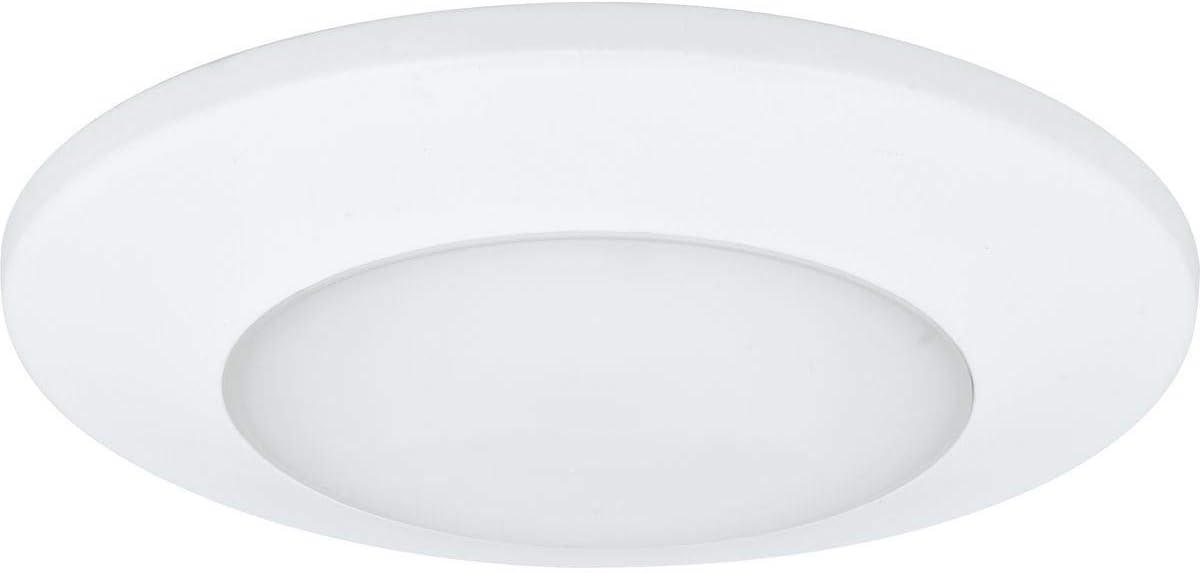 Free shipping Progress Lighting P8222-28-30K trust Led Flush White Mount