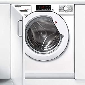 Hoover HBWM814D-80 A+++ Rated 8Kg 1400 Spin Fully Integrated Washing Machine