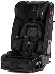 This image shows Diono Radian 3RXT which is one of the safest convertible car seat in my review