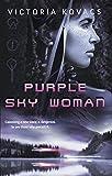 Purple Sky Woman