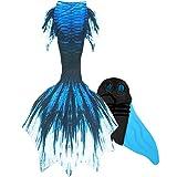 Guter Handwerker Mädchen Meerjungfrauenschwanz zum Schwimmen Mermaid Tail für Kinder und...