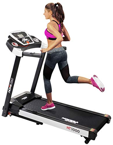 Miweba Sports elektrisches Laufband HT1000 - Incline 6{ab75bbd...