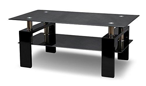 in legno tavolino da salotto Brady con ripiano NEWFACE