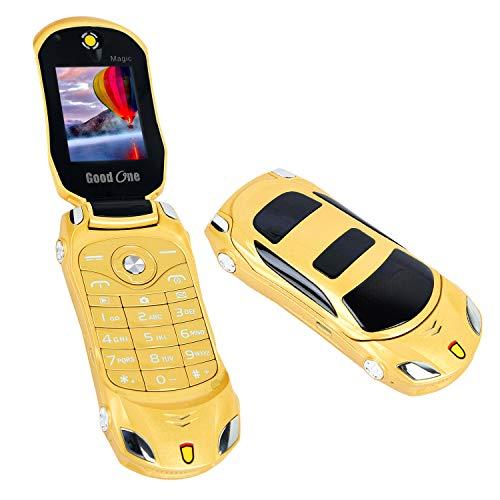 GOODONE Magic FLIP Phone Dual SIM (Black)