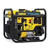 Champion Power Equipment 100574 4000-Watt RV Ready Digital Hybrid Inverter Generator with Dual Fuel Technology
