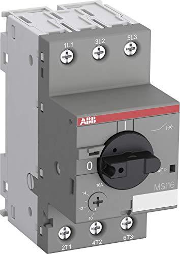 ABB MS 116-4 Motorschutzschalter einstellbar 690 V/AC 4A 1St.