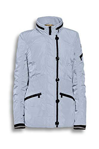 Creenstone Damen Jacke Übergangsjacke hellblau edel CS01.20.201, Grössen:46, Farben:6615