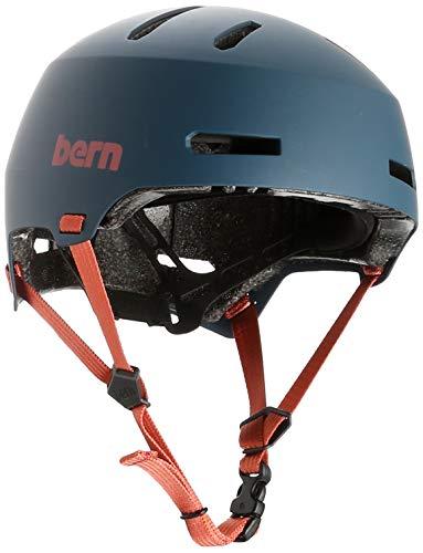 Bern Unisex Macon 2.0 Fahrradhelm, Marineblau, Größe S