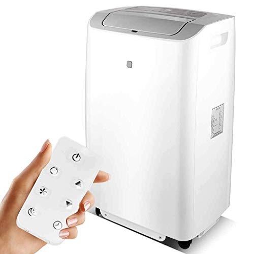 Air Conditioner, draagbare Eenheid van de Airconditioner met afstandsbediening Dehumidifier Function Met raam slang, 4 Caster Wheel, de slaapstand en verwarming ZHANGKANG