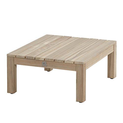 seizoenen Outdoor evora Teak koffietafel Lounge tafel Eiland 80x 60x 33cm 213062