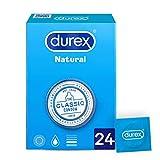 Durex Natural Comfort Preservativos Original 24 Unidades