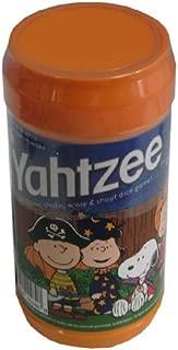 USAopoly Charlie Brown Great Pumpkin Yahtzee Game