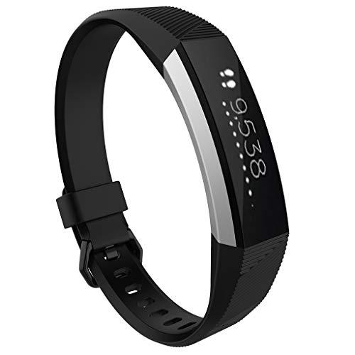 YOKING - Correa de repuesto para pulsera inteligente Fit-bit Alta HR, pulsera para hombre, pulsera para mujer, accesorios para reloj inteligente