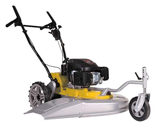 TEXAS Multi Cut 610 | Benzinrotormäher | Rasenmäher | 4-Takt | 61 cm Arbeitsbreite | Schnitthöhenverstellung | Seitenauswurf