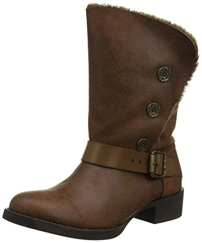 Blowfish Malibu Katti Ankle Boots/Boots Women Brown - 5.5 - Mid Boots Shoes