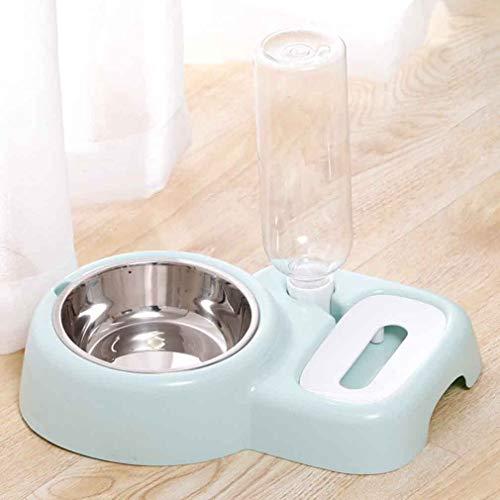 Wangglxst Durable Automatische kattenvoering, waterdispenser voor honden, waterdispenser voor katten, drankjes en voeding, automatisch, gemakkelijk te reinigen