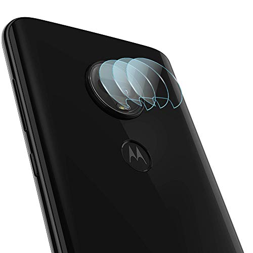 LZS Kamera Panzerglas Schutzfolie Kompatibel mit Moto G7 Plus,Kamera objektiv Gehärtetes Glas Bildschirmschutzfolie für Moto G7 Plus [3 Stück]