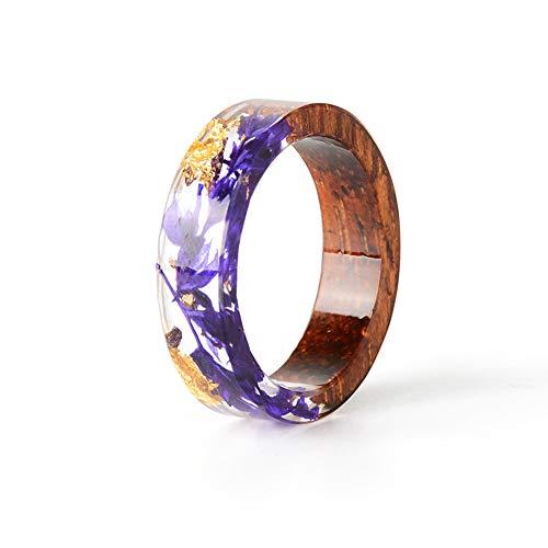 Longyitrade - Regalo de la decoración de las joyas del anillo de la barra de...